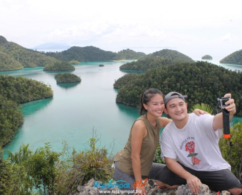 Paket Honeymoon Raja Ampat