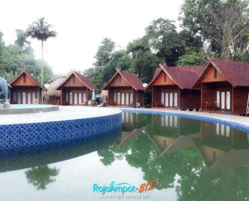 Korpak Villa Resort Raja Ampat