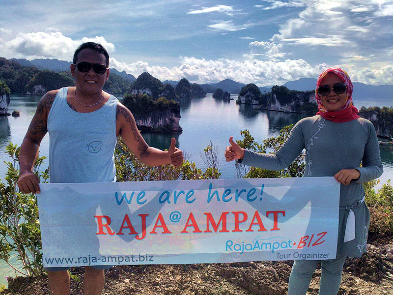 TOUR PRIVATE RAJA AMPAT