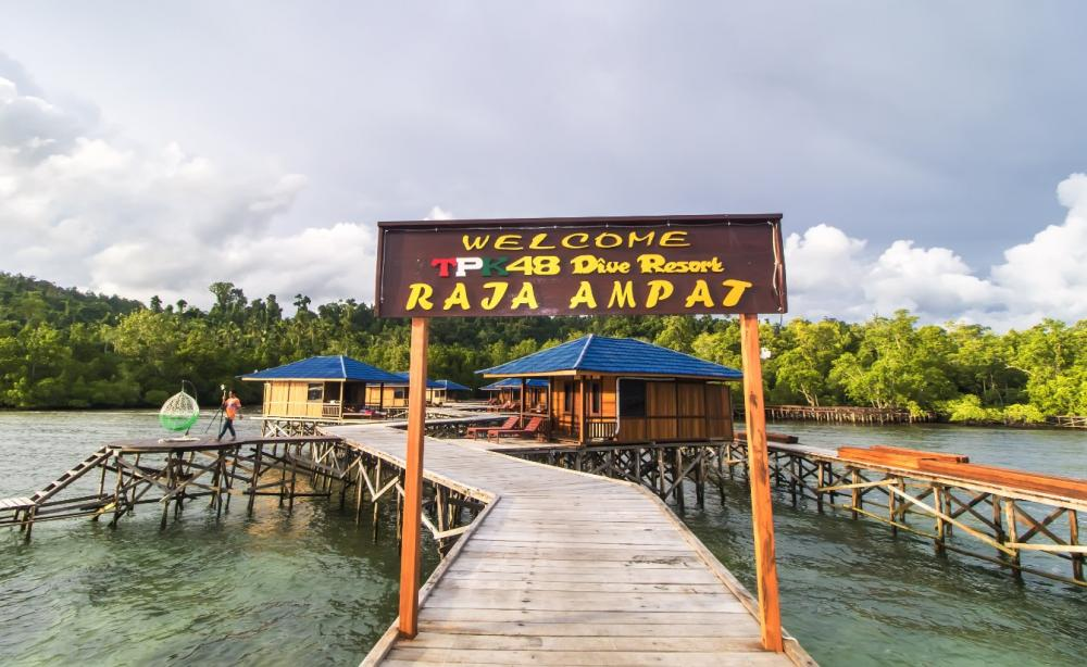 TPK DIVE RESORT RAJA AMPAT